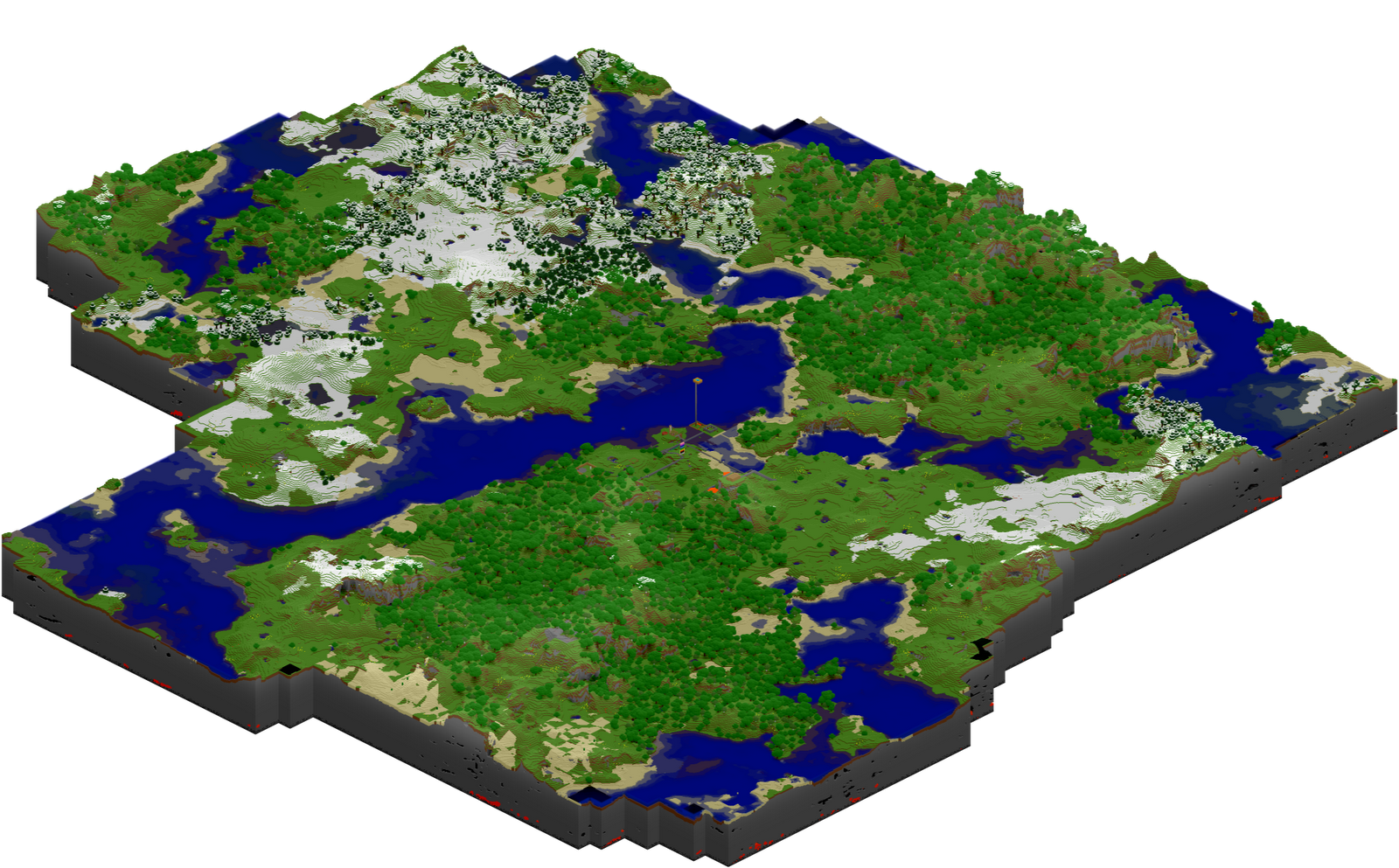 map in minecraft HKHH – Map World Minecraft